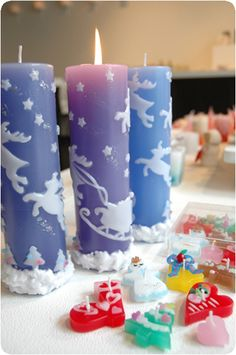 Arst and crafts William Morris - Fall Arst and crafts For Teens - - Arst and crafts Painting Ideas - - Floating Candles, Diy Candles, Scented Candles, Pillar Candles, Fragrant Candles, Candle Art, Candle Packaging, Natural Candles, Christmas Candles