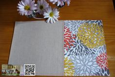 Placemat Sunny table decor home decor housewarming gift by Emurs