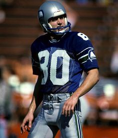 41 Best Steve Largent 1 Seahawk Images Seattle Seahawks Seahawks
