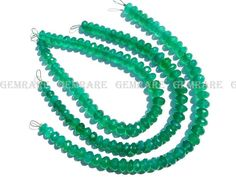 44 pieces Of Green Onyx Rondelle Faceted Semiprecious Gemstone #greenonyx #greenonyxbeads #greenonyxbead #greenonyxroundel #roundelbeads #beadswholesaler #semipreciousstone #gemstonebeads #gemrare #beadwork #beadstore #bead