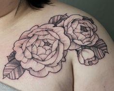 A very light and feminine version of a tattoo :) This #whipshading #tattoo was done by Ly4 Tattooartist at #livingillustrations #tattooatelier in #düsseldorf #instatats #inkedbabes #tattooedgirls #ilikegirlswithtattoos #inkedup #lady #blumentattoo #flowertattoo #rosetattoo #rosentattoo #pfingstrose #girlystuff #girlytattoos #mädelssache #tattoodüsseldorf #besttatoos #tattoooftheday #inkspirations #ly4tattoo #linework #grafischetattoos #instagood