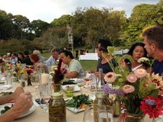 The Peconic Land Trust's Common Table  http://blog.1townandcountry.com/2014/09/04/the-common-table/