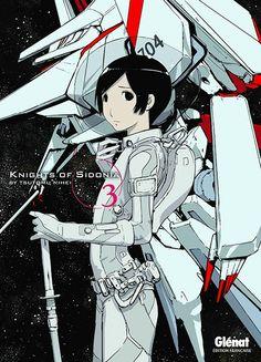 knights of sidonia | Manga - Manhwa - Knights of Sidonia Vol.3