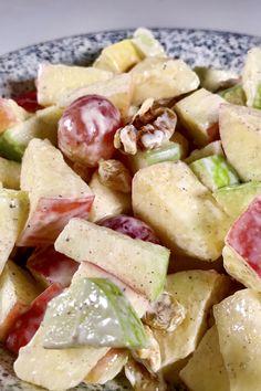 Good Food, Yummy Food, Tasty, Thai Fried Rice, Veggie Recipes, Healthy Recipes, Vegas, Potato Salad, Vers Fruit