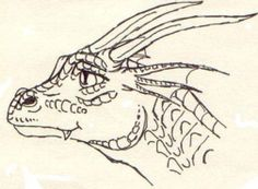 Drawing ideas - dragon