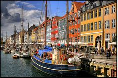 copenhagen - a world leader in sustainable urban development and a mecca for bicyclists