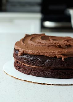 Best Ever Chocolate Quinoa Cake-Try this next time