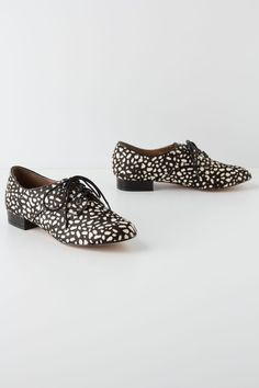 Dotty! #shoes #oxfords
