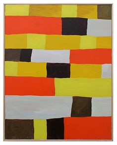 20 Best Color Block Paintings Images Block Painting Painting