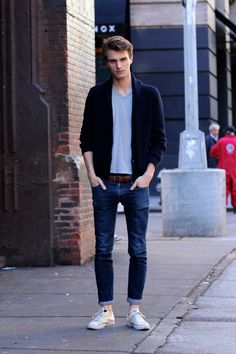 Truffol.com | Real street style. #notamodel #urbanman #outfitinspiration