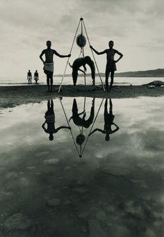 Peter Beard (1938) Alia Bay, Eyelids of Morning 1966