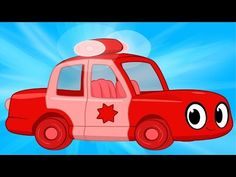 chuchu tv police chase thief in railroad police car save giant surprise eggs toys