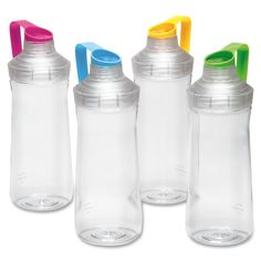Stay hydrated while decreasing your carbon footprint with a reusable water bottle.