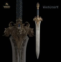 The Sword of King Llane - Weta WARCRAFT Prop Replicas, Collectibles