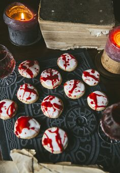 The Londoner » Bloody Good Biscuits (The Ultimate Halloween Cookies!)