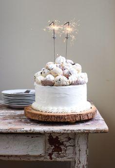 ice cream cake #sweet sparklers scoop