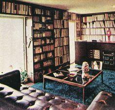 Rod McKuen Mansion 057; 1970-02 Rod McKuen house 08 (House Beautiful magazine)