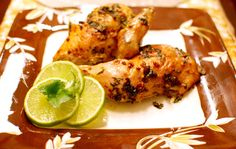 Roasted Chinese Five Spice & Garlic Chicken...................................................Whitewater Cooks with Friendds