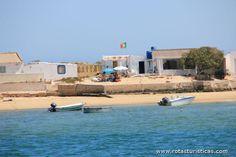 Ilha dos Hangares Algarve Portugal