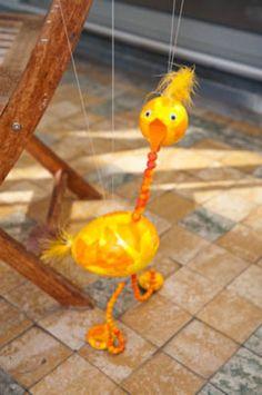 vogel marionet - Google zoeken