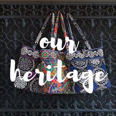 through the years Vera Bradley Handbags 0e4979494fa6e