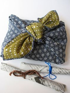 Wrap Story: Furoshiki for Friends - Gift Wrapping Ideas   Creative Gift Wrapping   The Gifted Blog