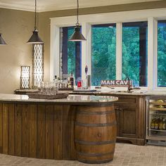With this...? Basement Bar Design, Pictures, Remodel, Decor and Ideas - page 2