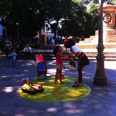 Praça XV // Foto Iphone 4s
