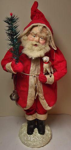 Handmade Santa Claus By Kim Sweet~Kim's Klaus