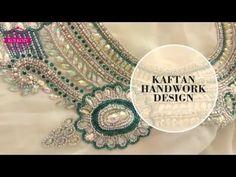 Kaftan Handwork Design