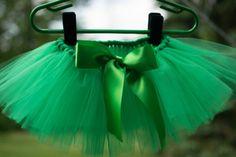 Green tutu! :)