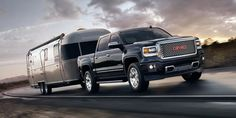Big trailer? #GMCSierra Denali offers 9,400 lbs. max trailering. Show us how you tow and go. http://s.gmc.com/C0M