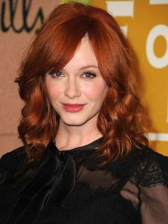 Hair Color - Hot New Hair Colors For Fall And Winter 2012 - Cosmopolitan