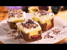 Prajitura Imperiala • Gustoase.net Romanian Desserts, No Cook Desserts, Food Cakes, How To Cook Chicken, Cake Recipes, Cheesecake, Deserts, Muffin, Food And Drink