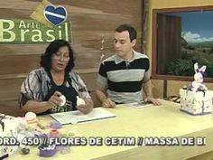 Bia Cravol - Abelha com Lata Reciclada Parte 2.avi - YouTube