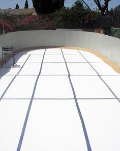 Embellecedores para piscinas decoradas gre de imitaci n a for Biopiscinas paso a paso