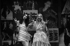 BTS VAMFF 2016 Festival Campaign featuring Maticevski SS 2016 | tonimaticevski.com
