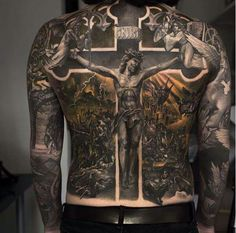 Religious, Biblical Tattoo - Niki23gtr Niki Norberg art tattoo