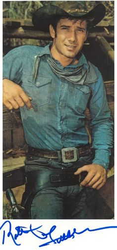 Robert Fuller was in Laramie. What happened to the tv cowboy series? Its like a vanished species nowadays . .