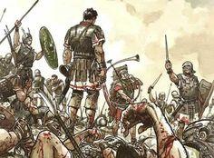 De adelaars van Rome - Enrico Marini