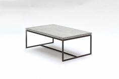 Awesome concrete couch table by labor117