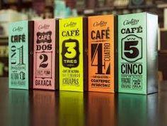 Afbeeldingsresultaat voor ontwerp koffieverpakking