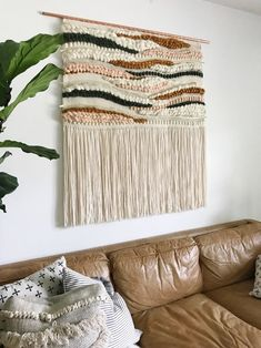 Future home Sunwoven Weaver's Pack - Niroma Studio The Natural Mystique Of Orchids Article Body: Ste Weaving Loom Diy, Weaving Art, Tapestry Weaving, Hand Weaving, Wall Tapestry, Weaving Wall Hanging, Wall Hangings, Idee Diy, Weaving Projects