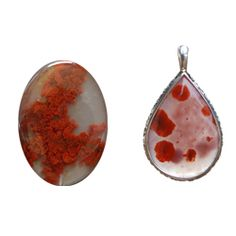 BLOOD AGATE STONE