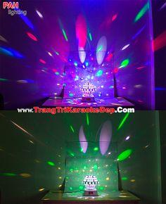 7 Hình ảnh đèn Xoay 7 Màu đẹp Nhất Trong 2017 Karaoke