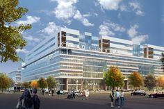 Sennberg och Ampetronic levererar hörslingor till Nya Karolinska Sjukhuset.