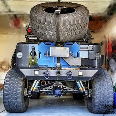 Jeep Flow — Check out this beautiful behind. Shout out to...