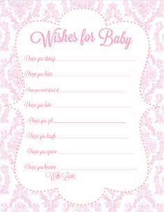 Free baby shower/welcoming party/baby blessing party printables--for a baby girl, a baby boy, and a yellow one for if you don't know.