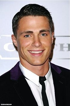 Colton Haynes...not gonna lie-i dont know who this man is, but he's beautiful