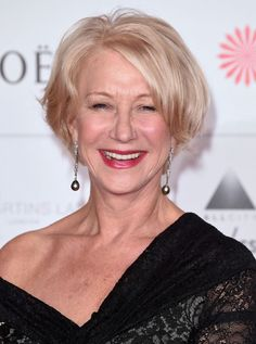 'Your 40s are good. Your 50s are great. Your 60s are fab. And 70 is fucking awesome.' So says Helen Mirren, who will be 70 on Saturday.